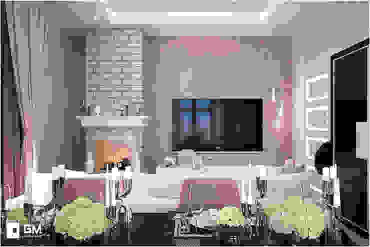 Moderne Wohnzimmer von GM-interior Modern