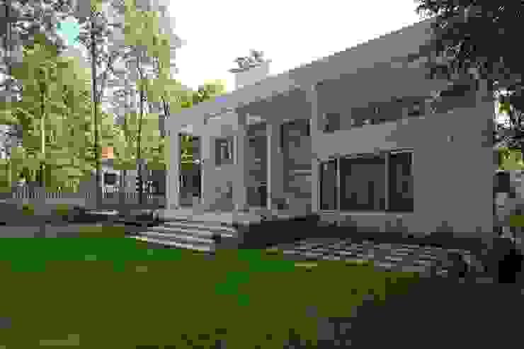Casas minimalistas por Chaney Architects Minimalista