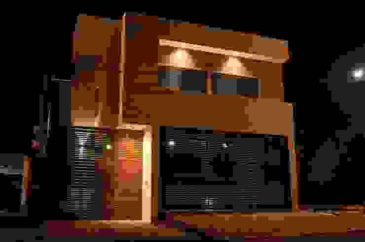 Vivienda La Colmena Casas minimalistas de medrArq Minimalista