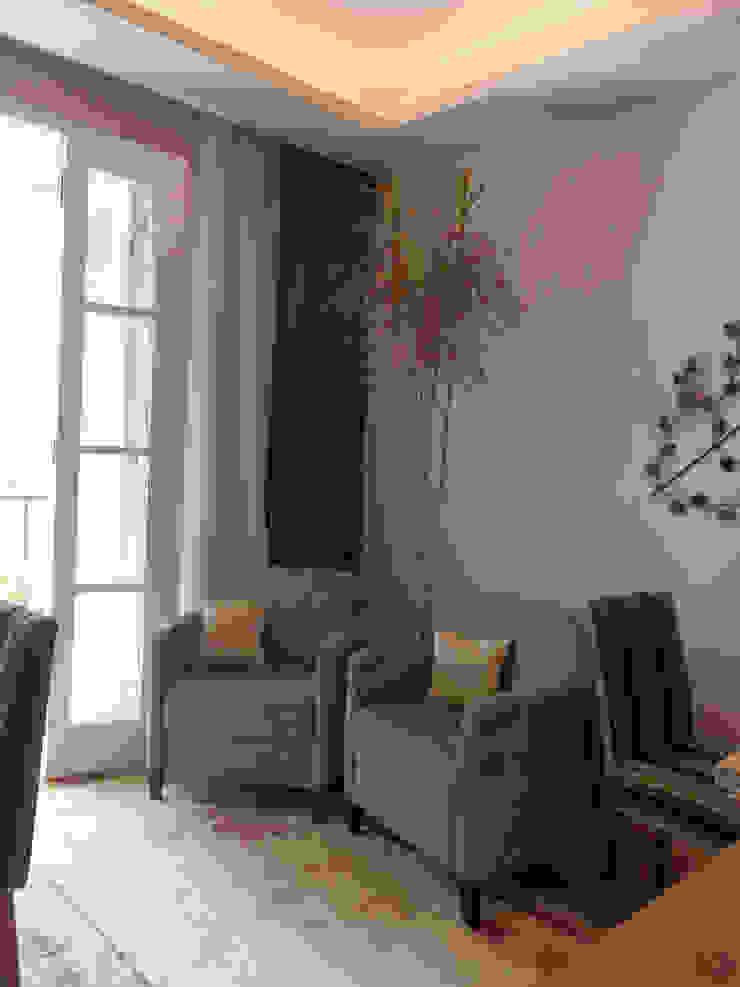 MBDesign Arquitetura & Interiores Salas de estilo moderno