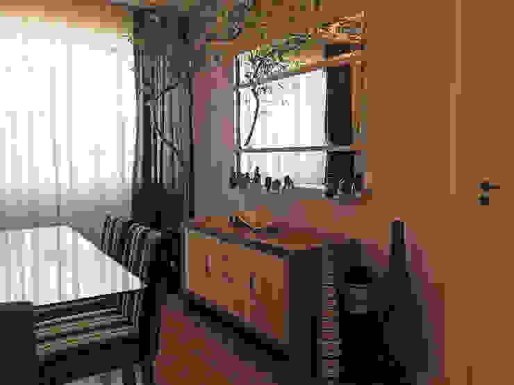 MBDesign Arquitetura & Interiores Comedores de estilo moderno
