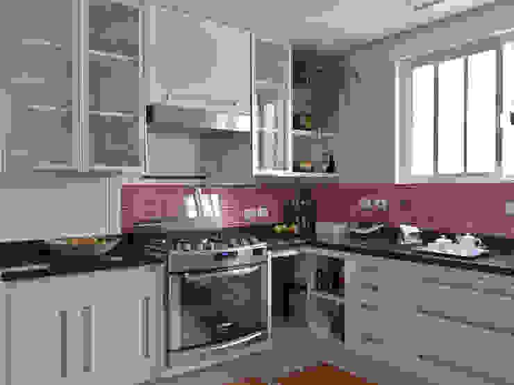 MBDesign Arquitetura & Interiores Cocinas de estilo moderno