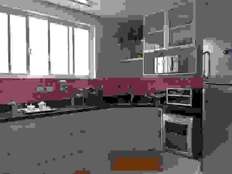 Kitchen by MBDesign Arquitetura & Interiores,