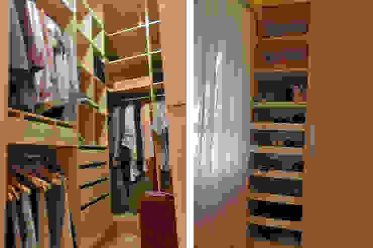 MBDesign Arquitetura & Interiores Closets de estilo moderno