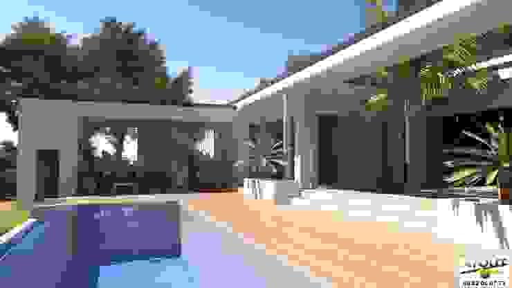 Casas  por Atoutplans Architecture