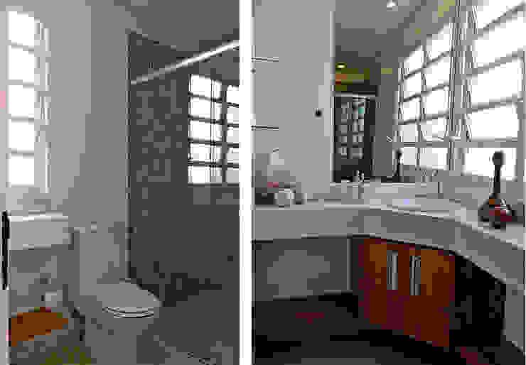 MBDesign Arquitetura & Interiores Baños de estilo moderno