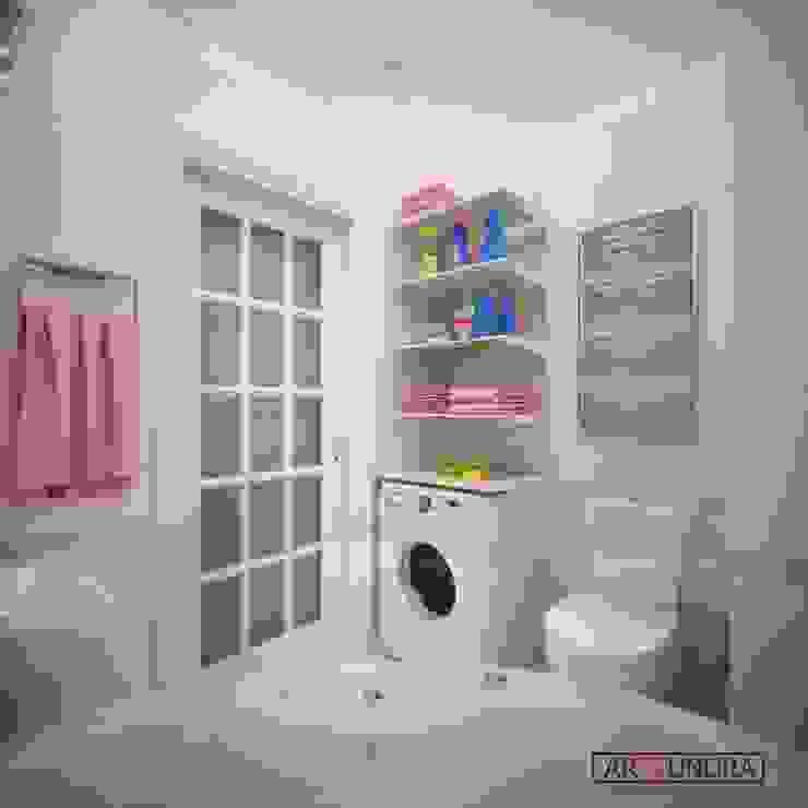 Modern bathroom by дизайн-бюро ARTTUNDRA Modern