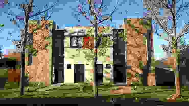 CASA CSHA Casas modernas: Ideas, imágenes y decoración de DS Arquitectos Moderno