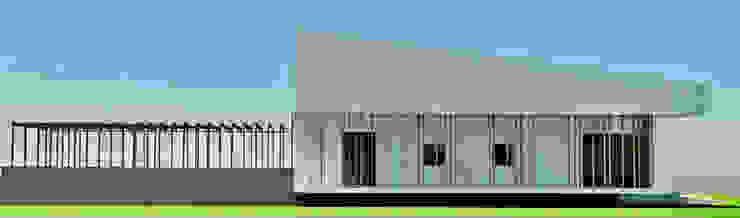 Casa LM Balcone, Veranda & Terrazza in stile mediterraneo di Domenico Architetto Moschetto Mediterraneo