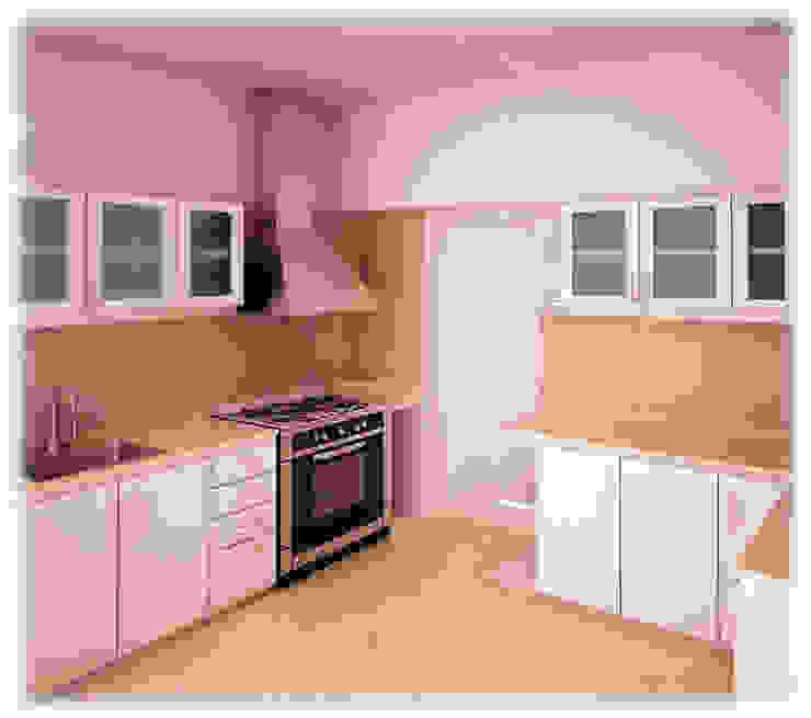 Remodelación Cocinas modernas: Ideas, imágenes y decoración de GPA studio Moderno