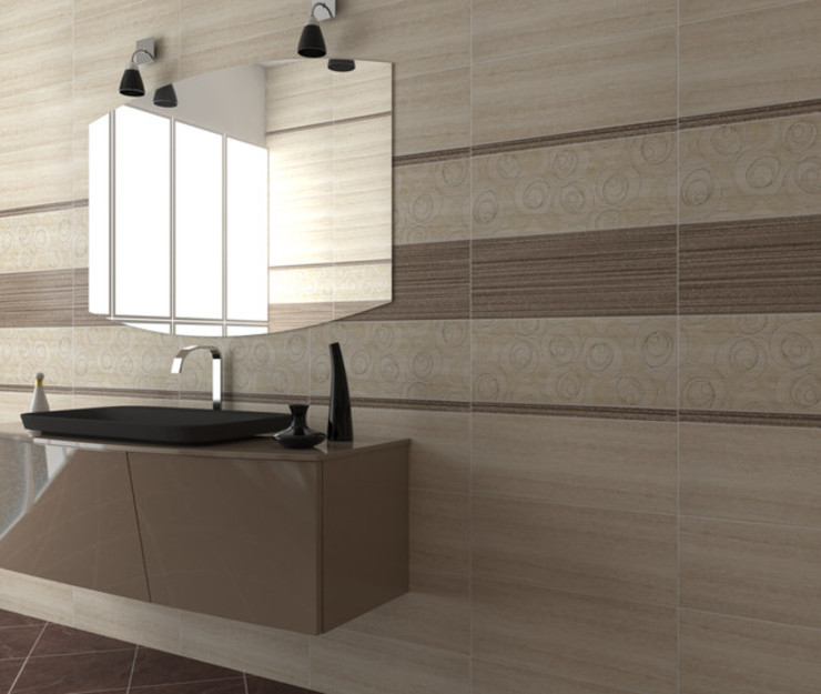 CERAMICHE BRENNERO SPA Modern bathroom