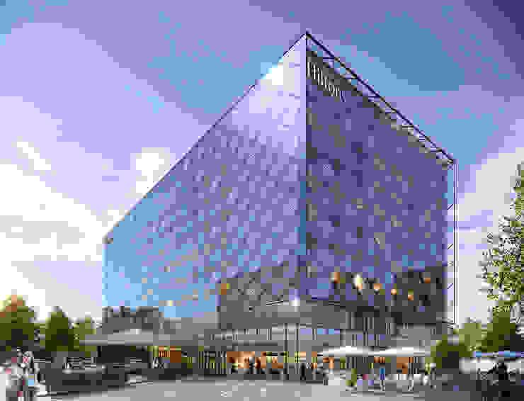 Hilton hotel de Estudio A2T