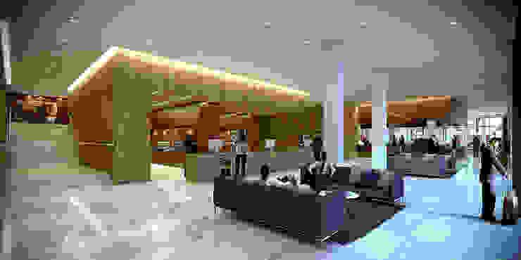 Jung hotel de Estudio A2T