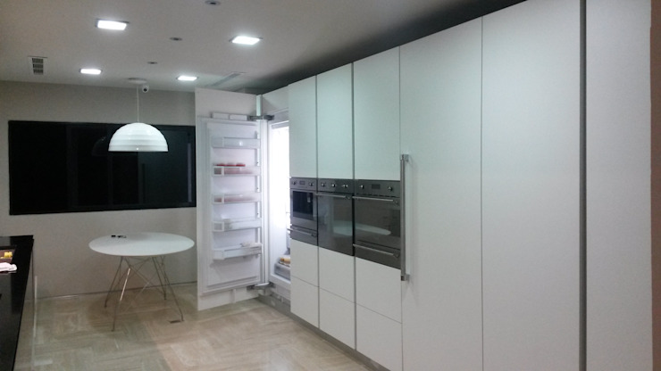 Electrodomésticos Integrados Complementi Centro Decorativo