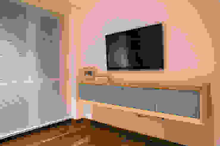 Habitación auxiliar de Cristina Cortés Diseño y Decoración Moderno