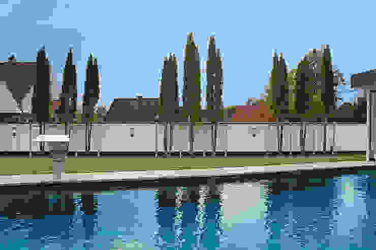 Modern pool by Herzog-Architektur Modern