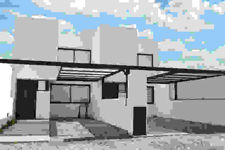 Dúplex VN Casas modernas: Ideas, imágenes y decoración de estudio mam3 arquitectos Moderno Caliza