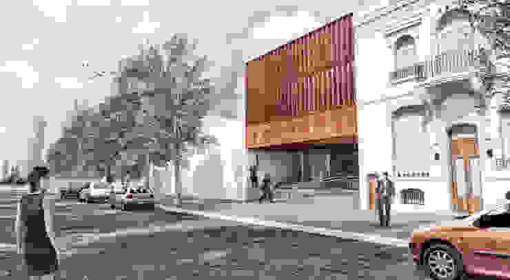 Pablo Anzilutti   Arquitecto 現代房屋設計點子、靈感 & 圖片 金屬