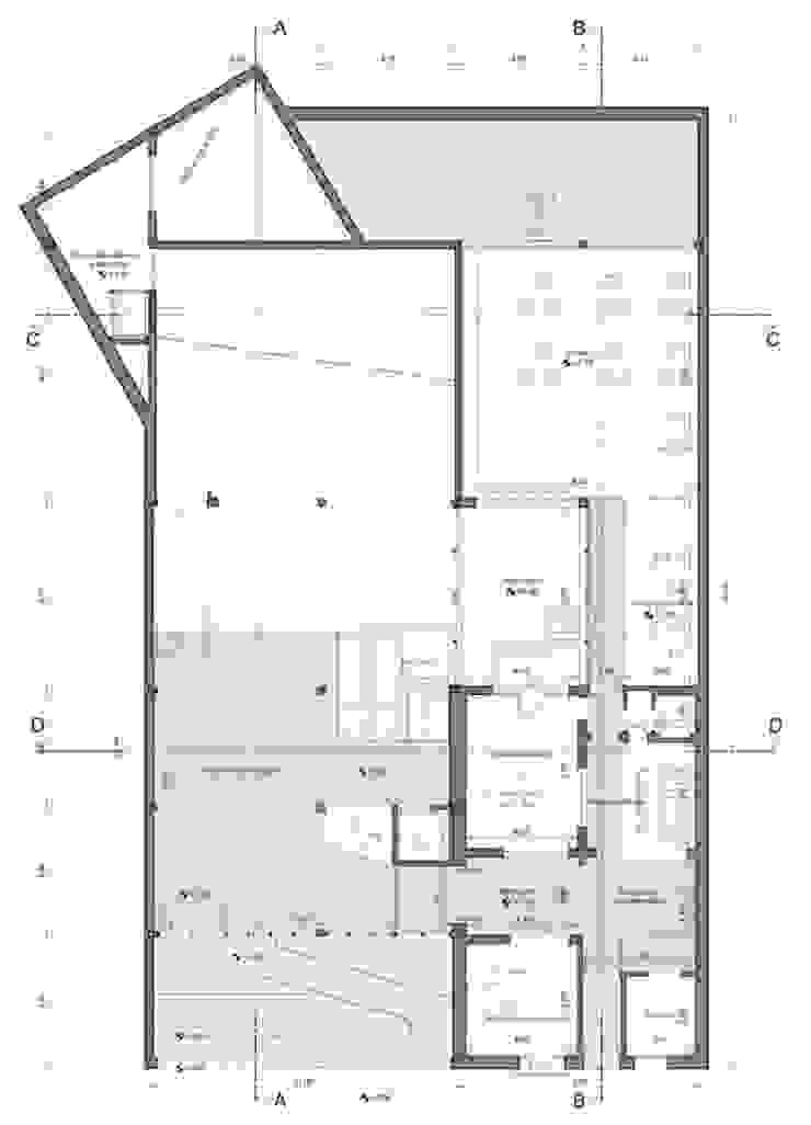 Pablo Anzilutti   Arquitecto 書房/辦公室