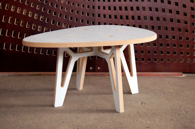 industrial  by DESIGNIO | Fab Studio, Industrial Plywood