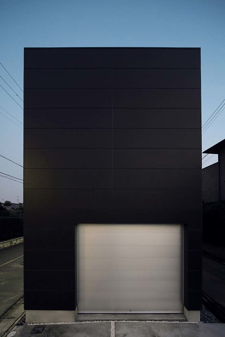 by 片岡英和建築研究室