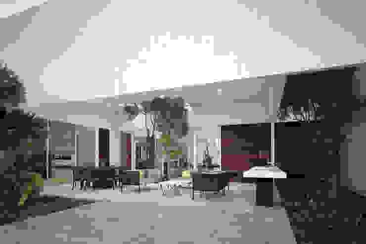 CASA MG Casas modernas de RAYTRACE Moderno