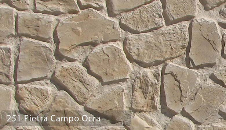 Pietra Cambo Taş Panelleri de Sena Stone Ecléctico