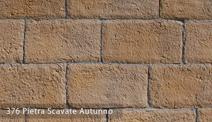 Pietra Scavate Taş Panelleri de Sena Stone Asiático