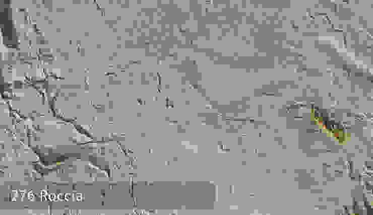Roccia Çamur Duvar Kaplama de Sena Stone Ecléctico