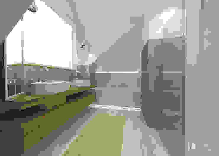 Modern bathroom by Inspired Design Modern