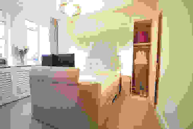 St John's Wood Modern style bedroom by Patience Designs Modern