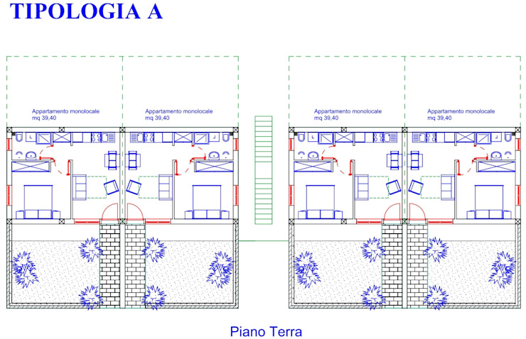 من Architetto Giovanni Marra Studio di Progettazione Integrata