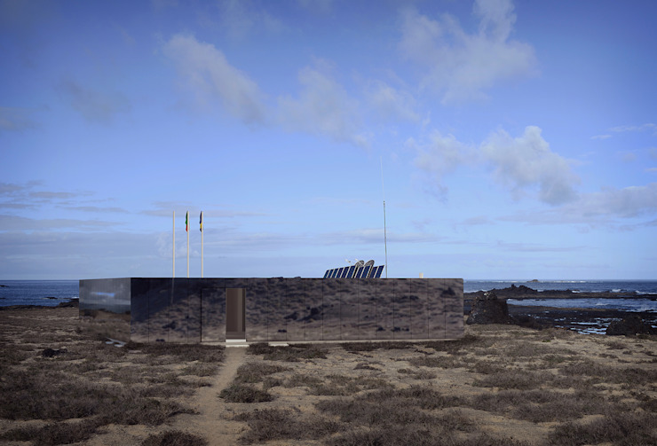 Duas Casas nas Ilhas Selvagens por ASVS Arquitectos Associados