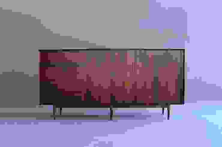 Rosewood Sideboard by Arne Vodder por Retro Age Escandinavo Madeira Acabamento em madeira
