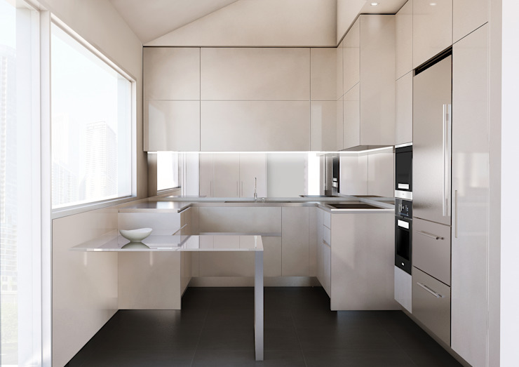Modern Kitchen by Giuseppe Balestri Modern