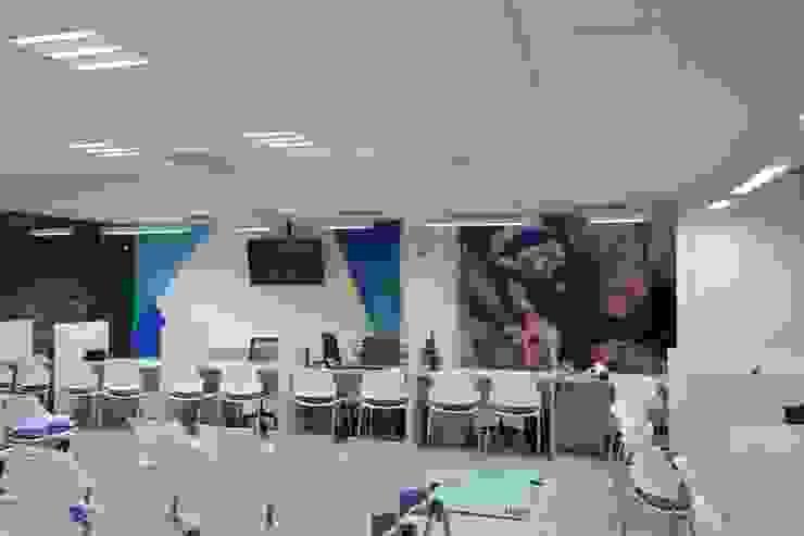 PRINCIPAL AFORE Estudios y despachos modernos de Liferoom Moderno