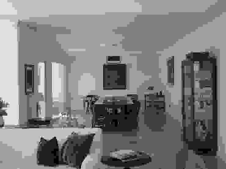 Estudio Arquitectura Integral Modern dining room