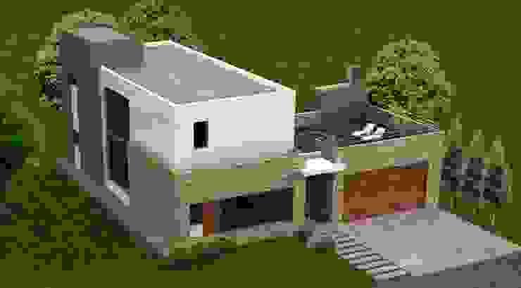 by Estudio Arquitectura Integral Сучасний