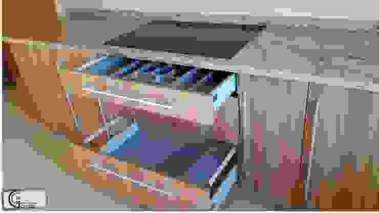 Cubertero cocina de Almacén de Carpintería Gómez Moderno