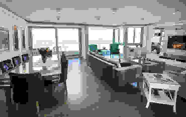 Salas de estar modernas por BAGO MİMARLIK Moderno