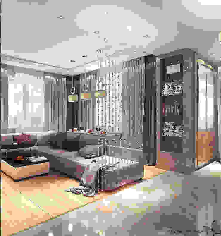 Livings de estilo minimalista de Your royal design Minimalista