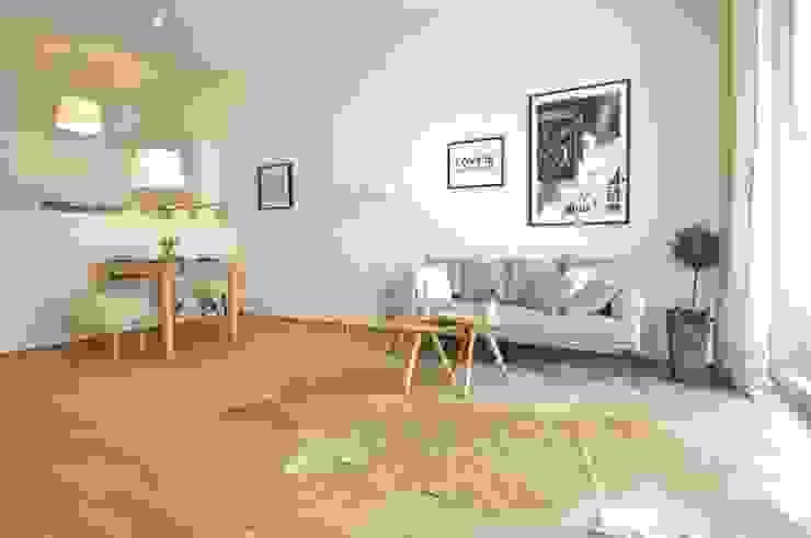 Karin Armbrust - Home Staging Living room