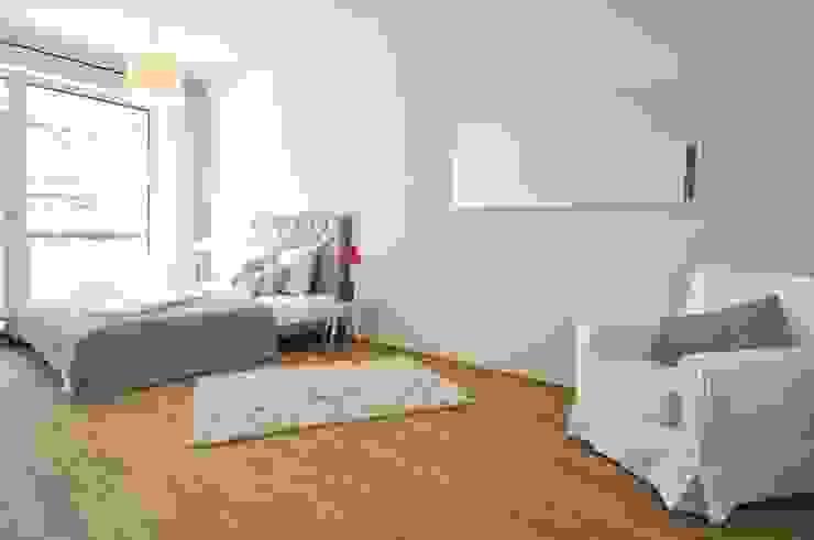غرفة نوم تنفيذ Karin Armbrust - Home Staging,