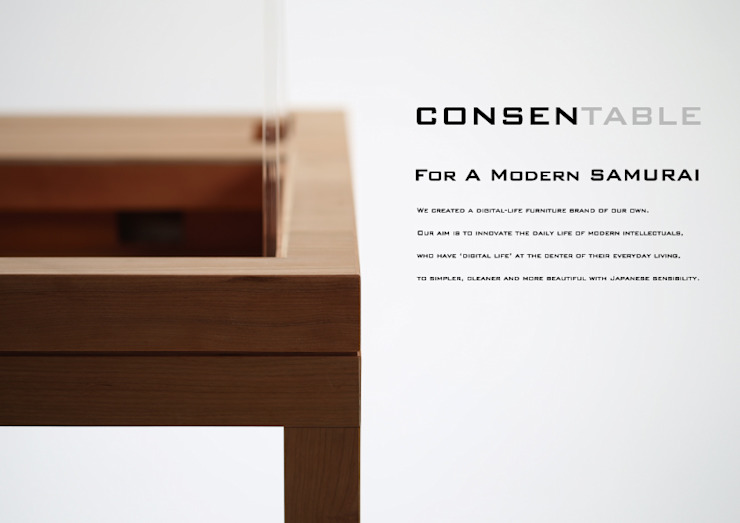 CONSENTABLE Study/officeDesks Wood