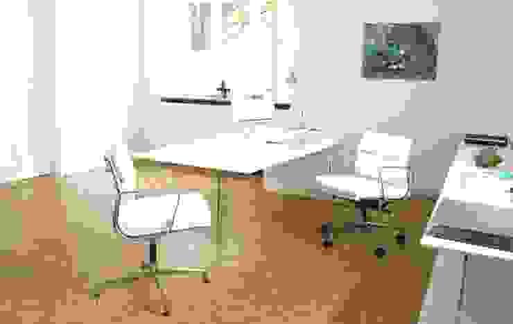 Escritórios modernos por Mensch + Raum Interior Design & Möbel Moderno