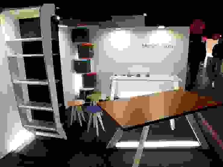 Messe Blickfang Moderne Arbeitszimmer von Mensch + Raum Interior Design & Möbel Modern