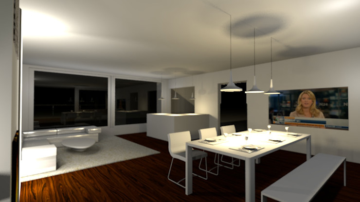 3D Pläne von Mensch + Raum Interior Design & Möbel