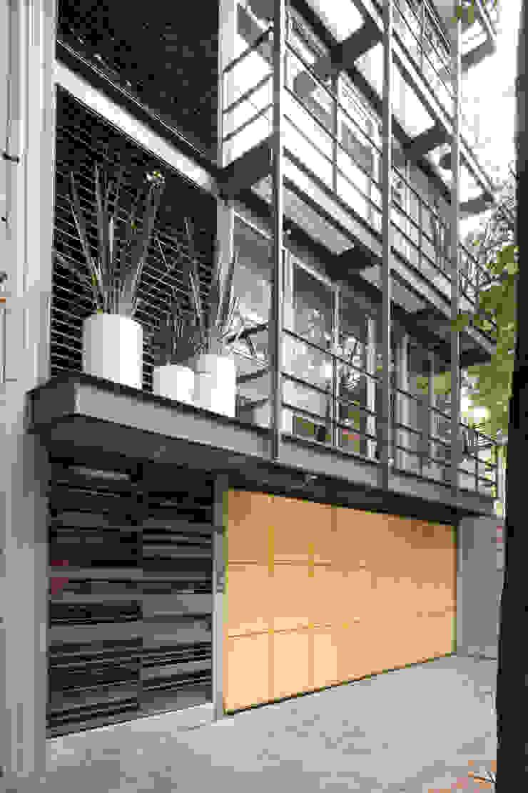 aCA-50 Finished Work Casas modernas de CoRREA Arquitectos Moderno