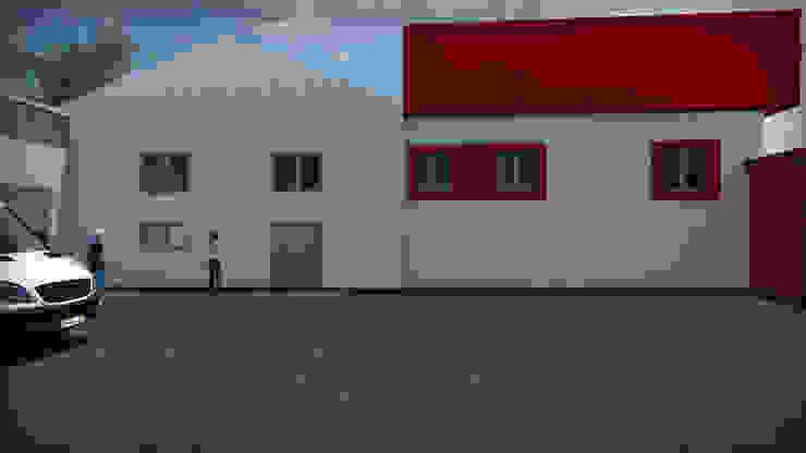 Loja de Materiais de Construção Espaços comerciais industriais por Luís Candeias, arquitecto Industrial