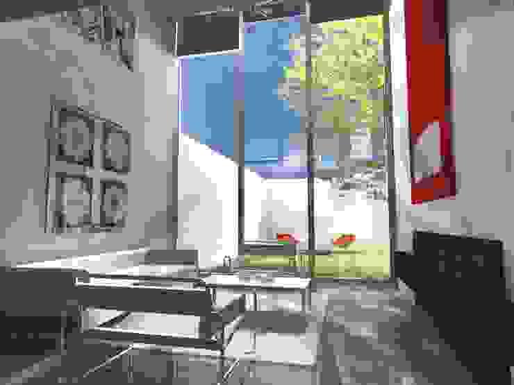 Moderne Wohnzimmer von CoRREA Arquitectos Modern